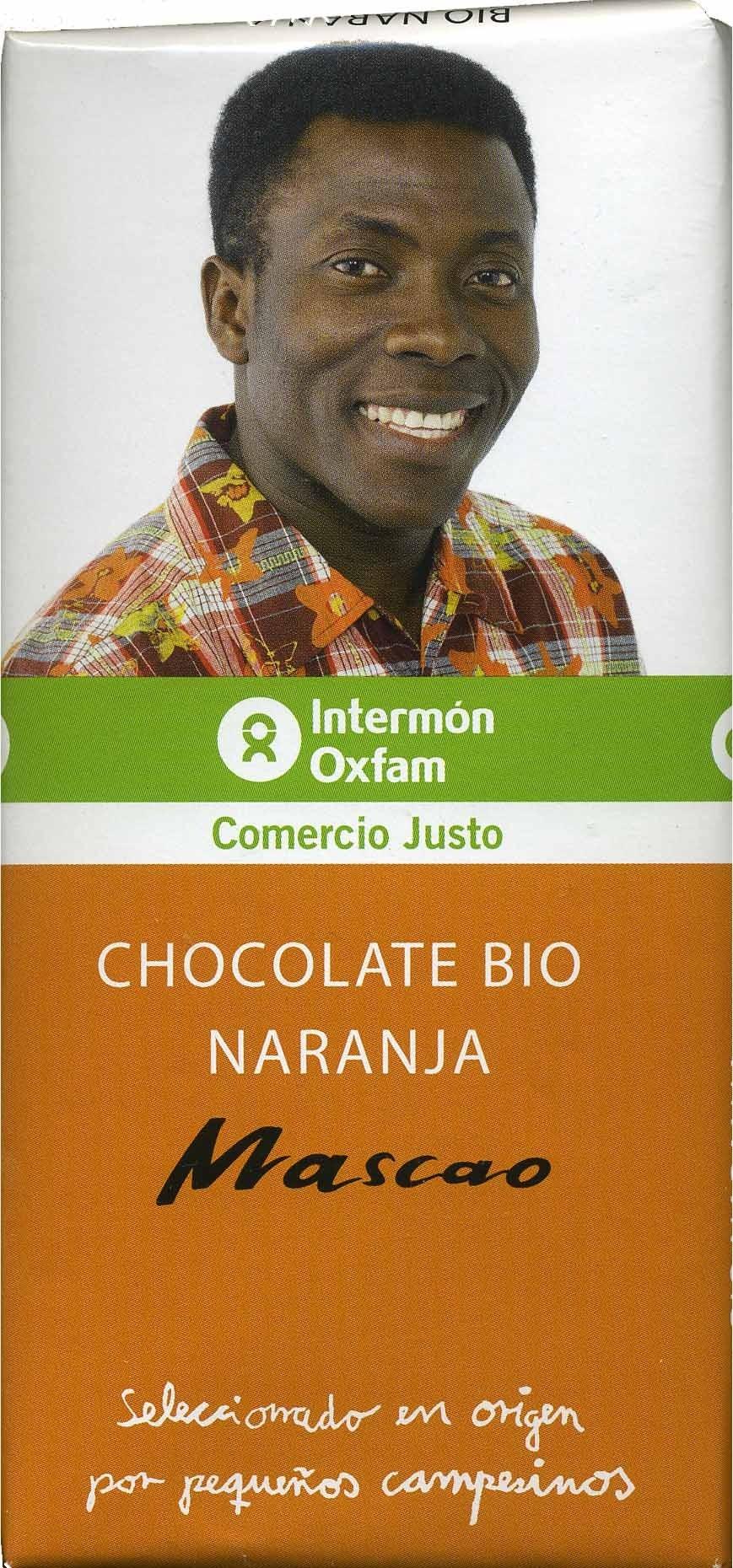 Chocolate negro sabor naranja 58% cacao - DESCATALOGADO - Product - es