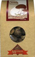 "Setas shiitake deshidratadas ""Muiños Fungicultura"" - Producto - es"
