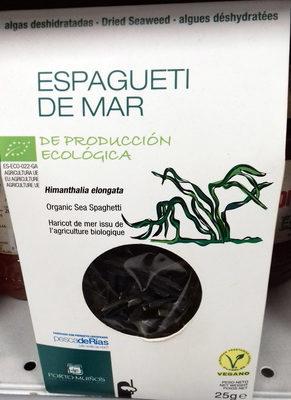 Espagueti De Mar Bio - Producte - es