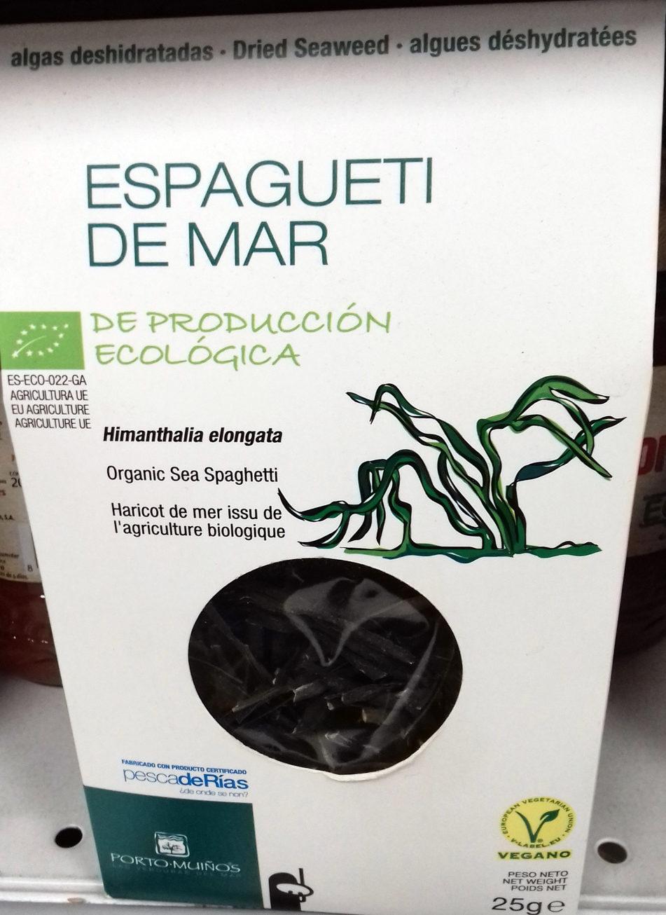 Espagueti De Mar Bio - Producto - es