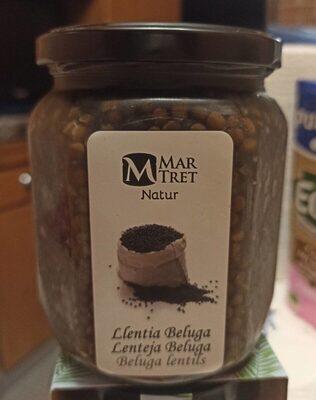 Lenteja Beluga cocida - Product - es