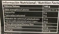 Ail Noir 2 Tete Boite - Nutrition facts - fr