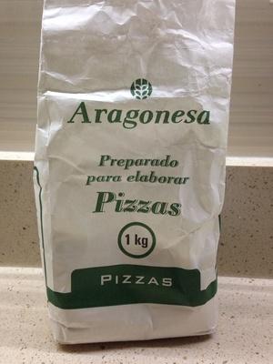 Preparado para elaborar pizzas - Producto