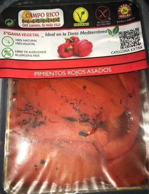 Pimientos rojos asados - Producte - es