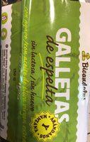 Galletas de espelta - Product