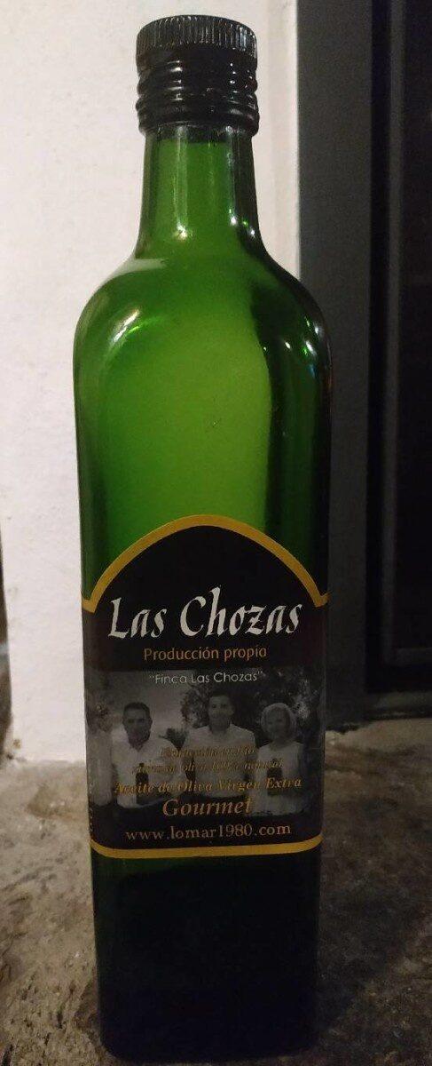 Huile d'olive - Produit