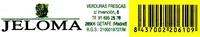 Perejil fresco - Información nutricional