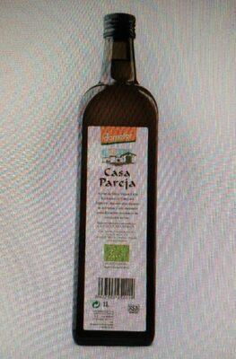 Aceite de Oliva Virgen Extra Ecológico Casa Pareja - Producto - es