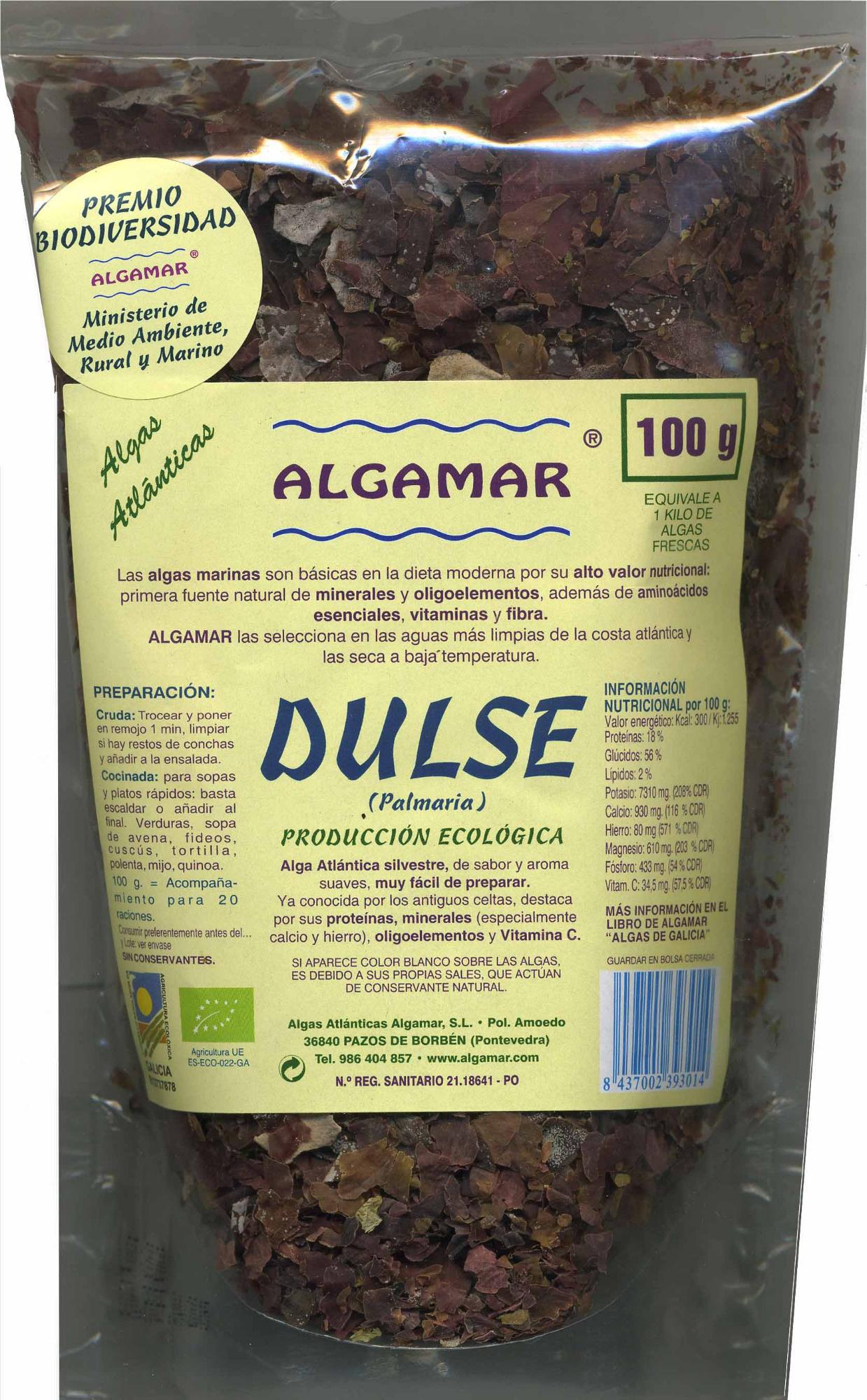 Alga marina - Produit
