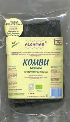 Algas kombu deshidratadas - Producte