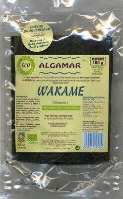 Algas wakame deshidratadas - Produit - es