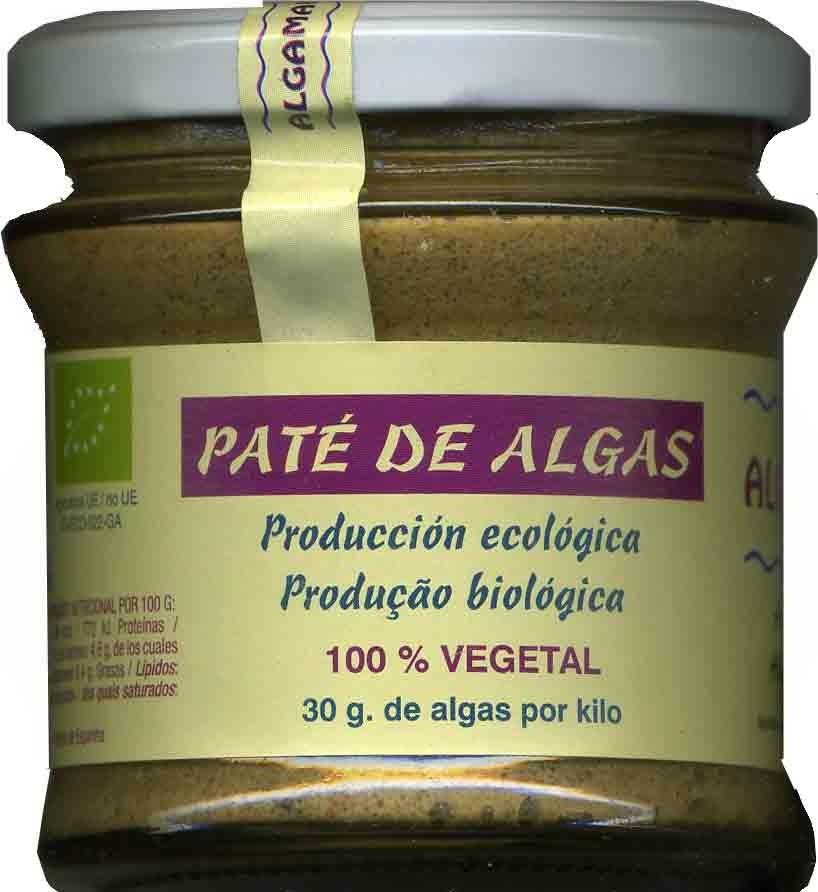 Pâté aux algues - Producto - es