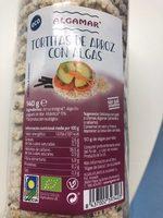 Tort. Algues Riz S / Bio De Sel - Producto