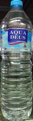 Aqua Deus 1,5 Litros - Producto