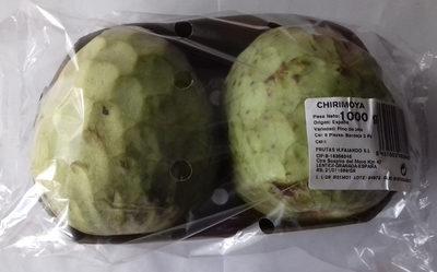 Chirimoya - Producte