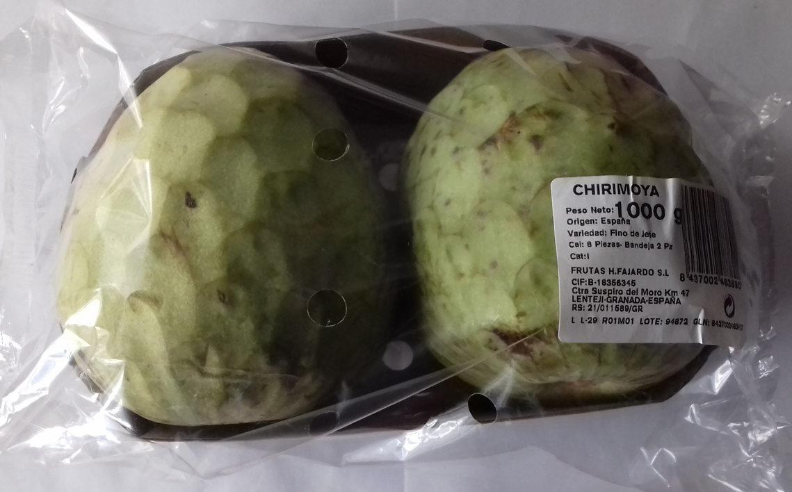 Chirimoya - Product