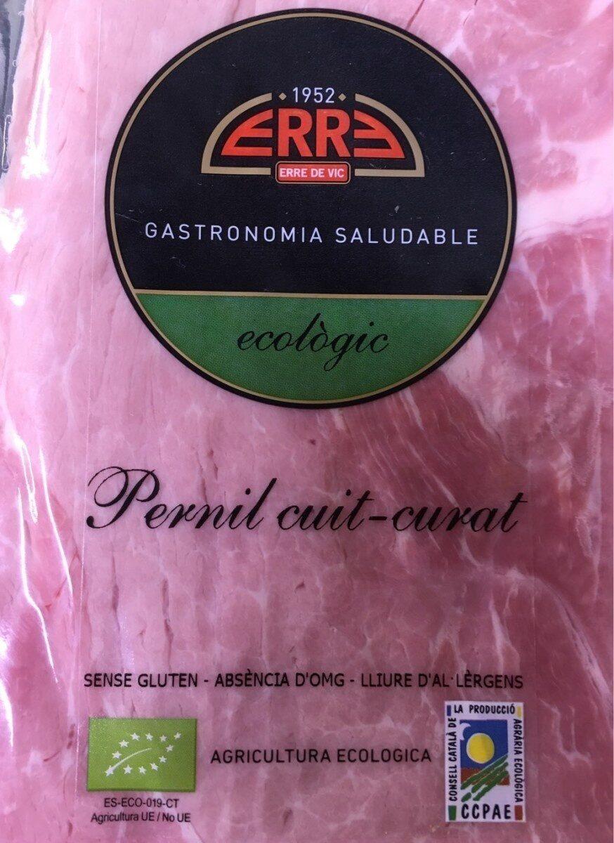 Jamón cocido extra - Produit - es