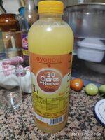 Claras de huevo pasteurizado - Producto