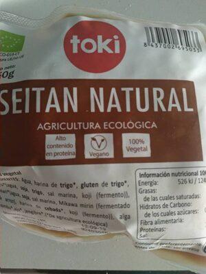 Seitan Natural - Produit