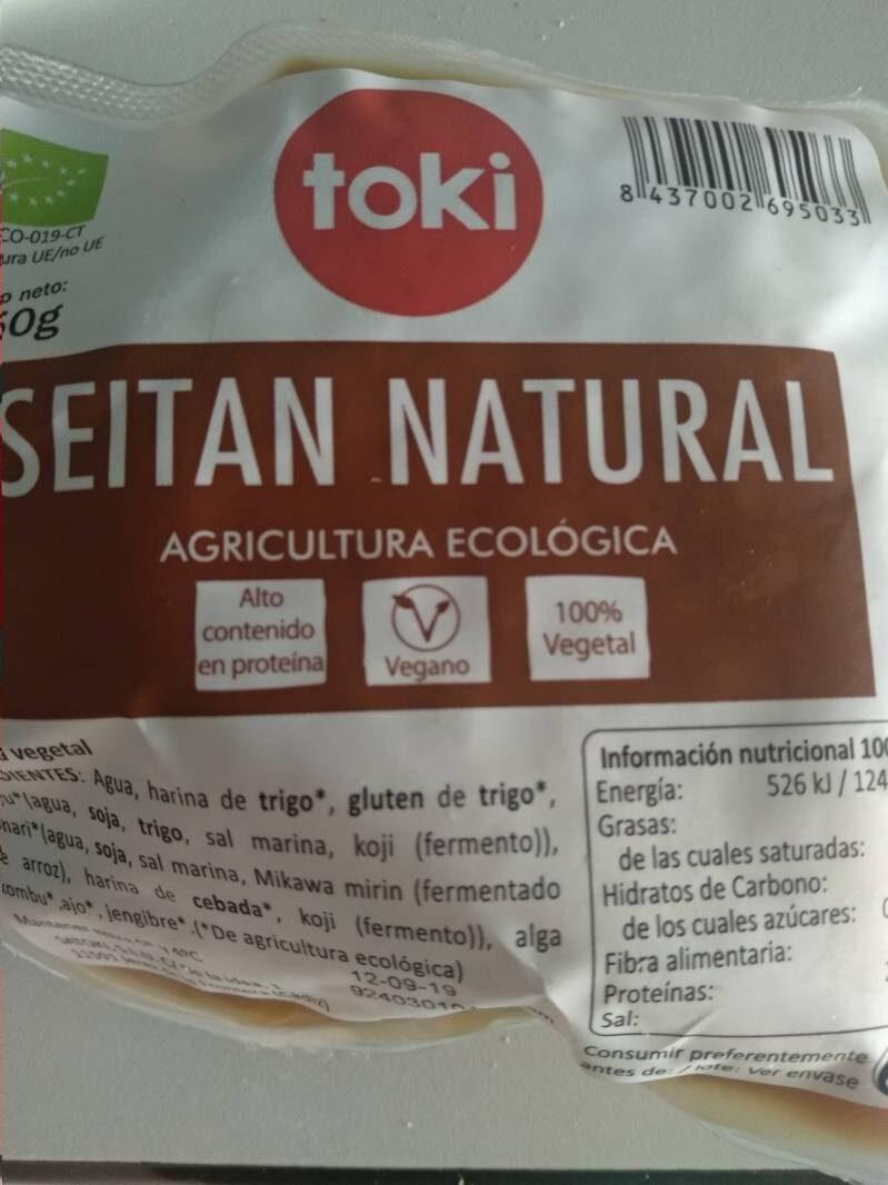 Seitan Natural - Producte