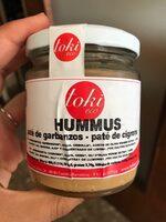 Hummus - paté de cigrons - Producto