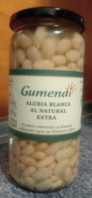 Alubias blanca al natural extra - Product