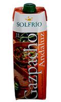 Gazpacho andaluz Solfrío - Producte