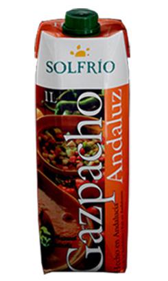 Gazpacho andaluz Solfrío - Product