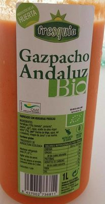 Gaspacho Andaluz - Producto
