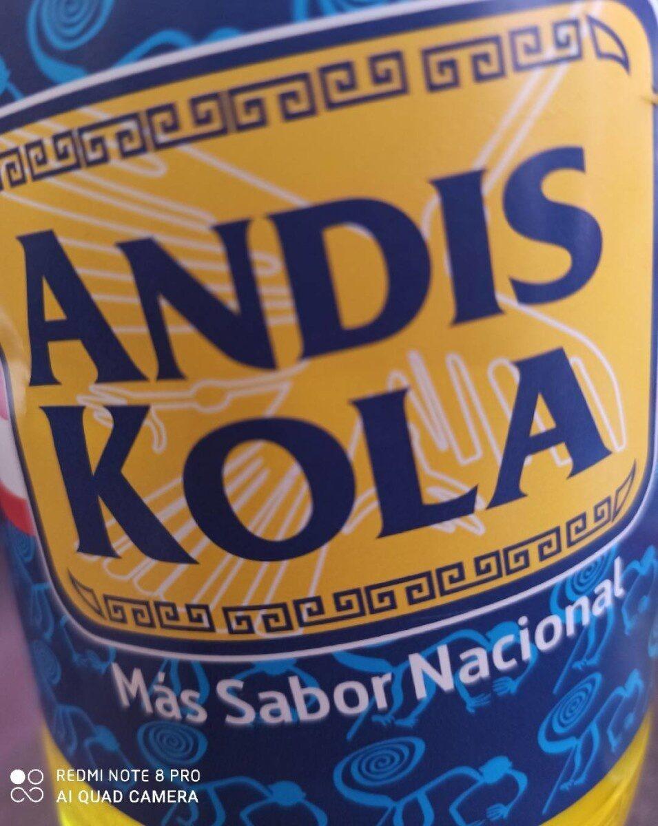 Andis kola - Producte - fr