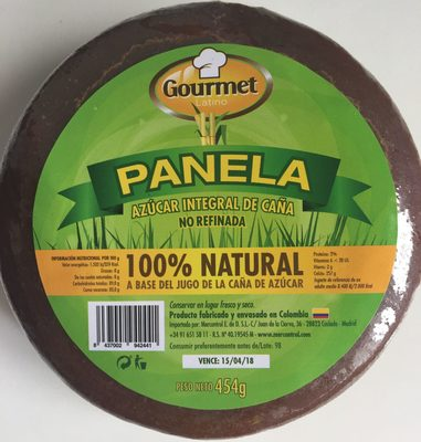 Panela - Producte