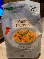 Pasta Plumas - Producto
