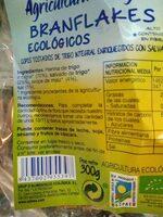 Branflakes - Ingrédients - es