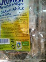 Branflakes - Informations nutritionnelles - es