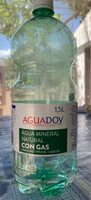Agua Mineral Natural - Producto - fr