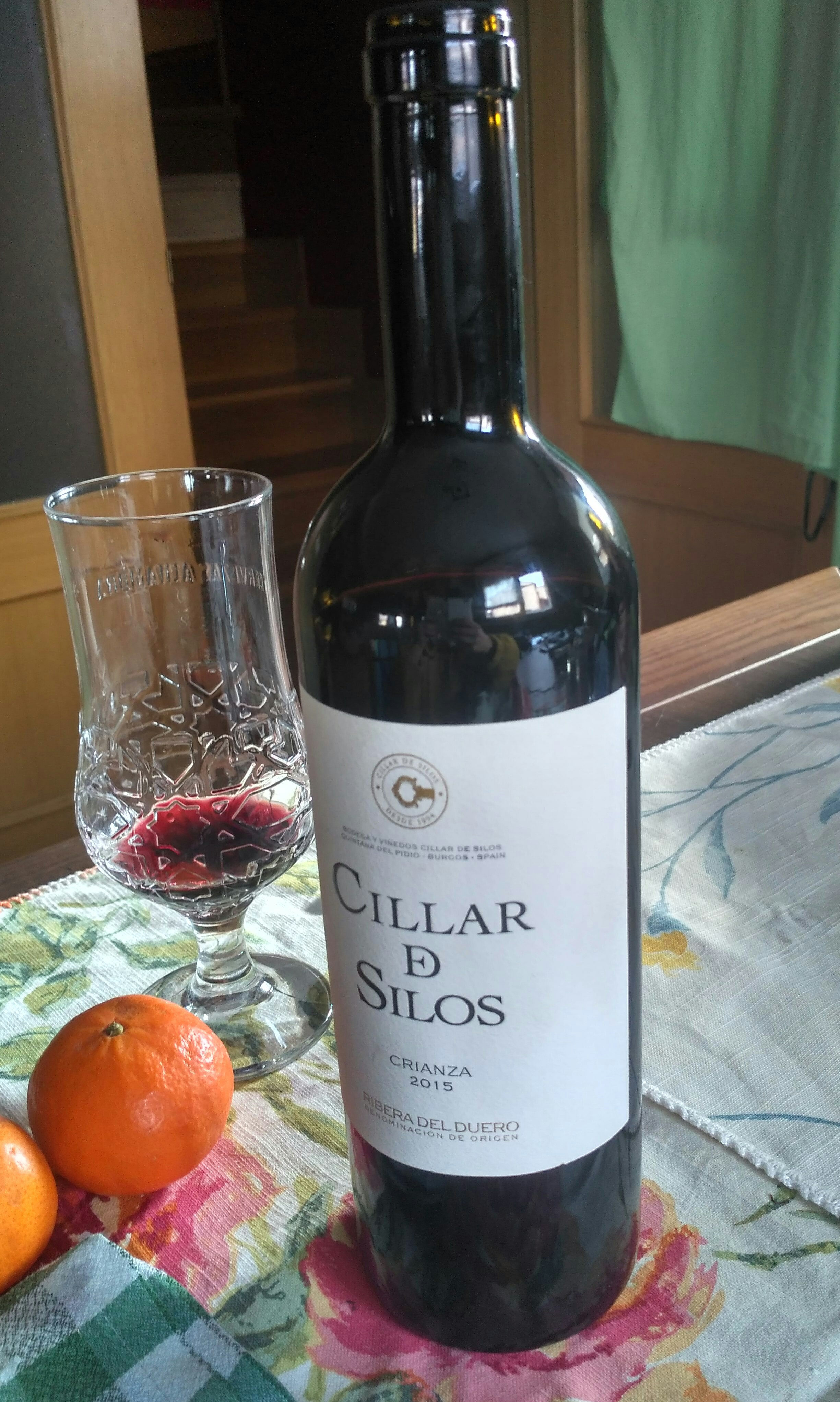 Cillar De Silos, criamza 2015 - Producte