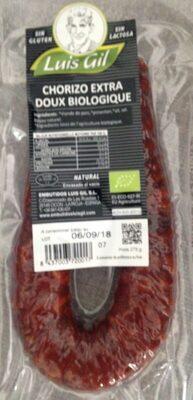 Chorizo Extra Doux Biologique - Prodotto - fr