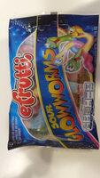 Sour Glowworms - Produit - es