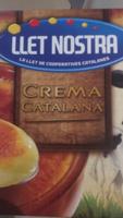 Crema Catalana - Producto - en
