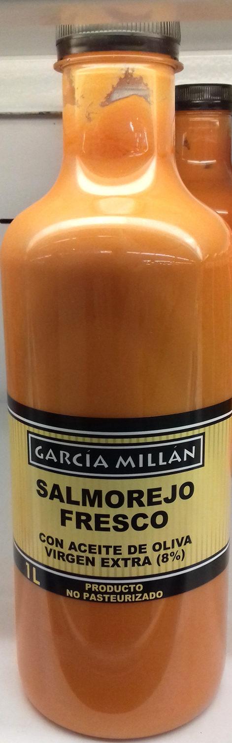 Salmorejo Garcia Millán - Producto - es