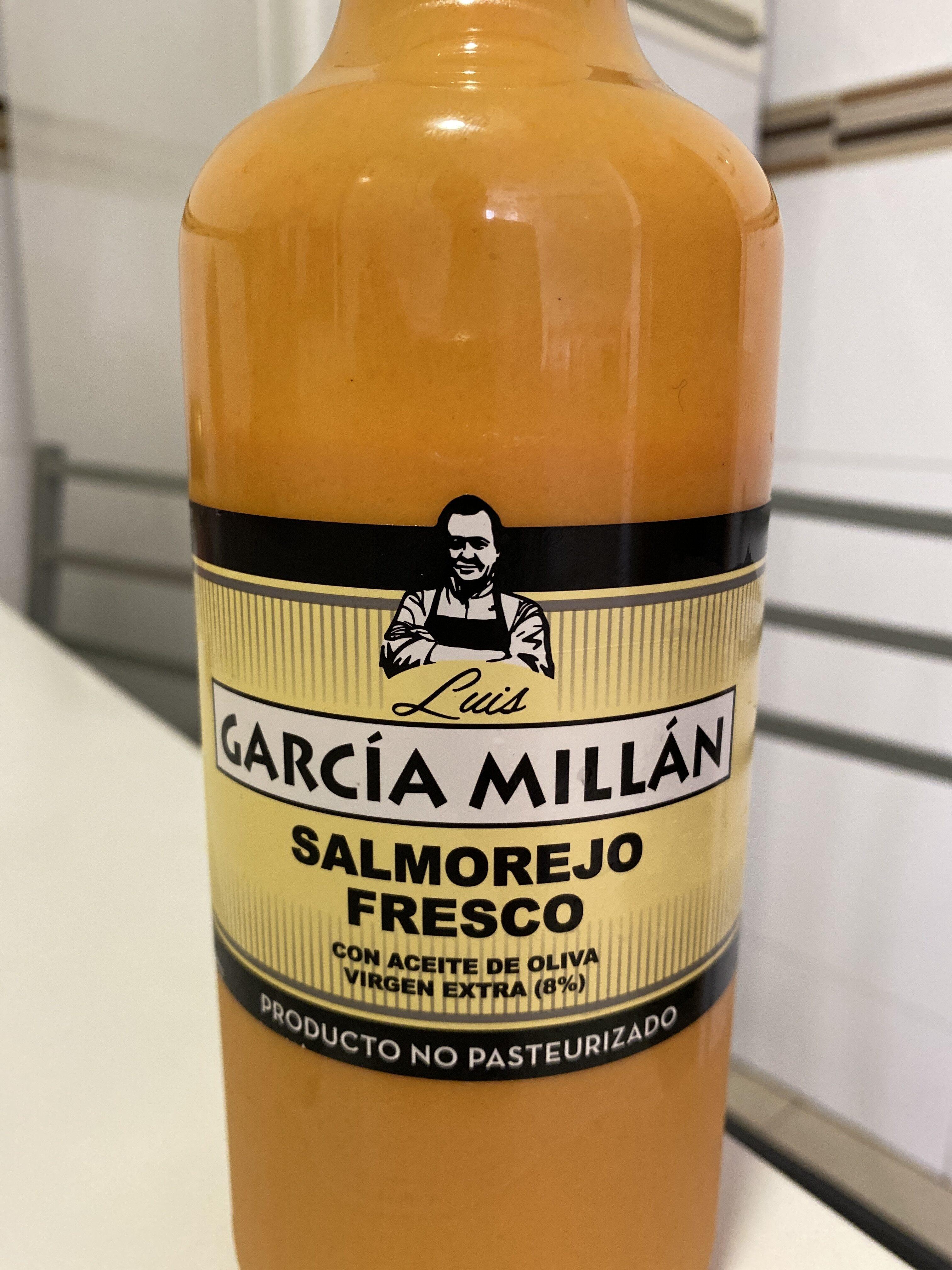 Salmorejo - Product - fr