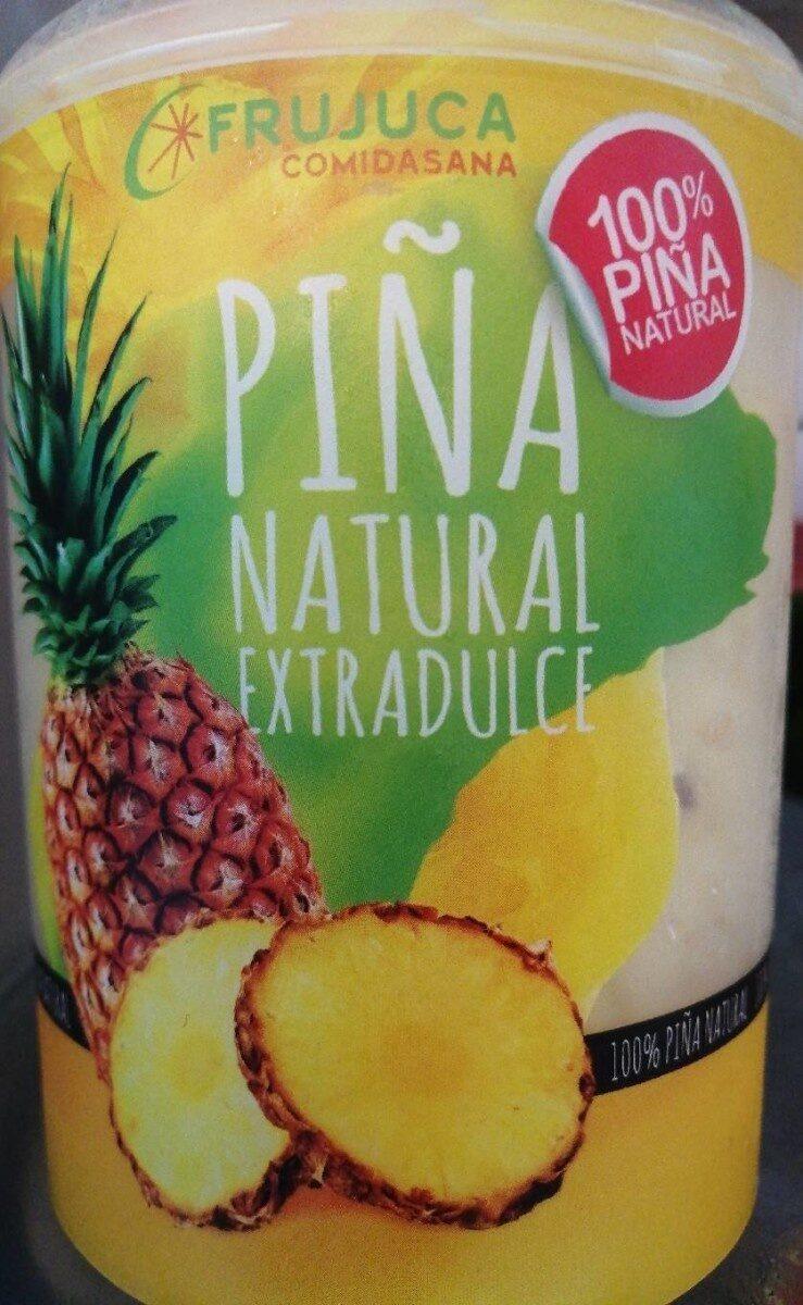 Piña natural extradulce - Produit - es