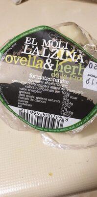 El Molí de l'alzina ovella & herbs - Product - es