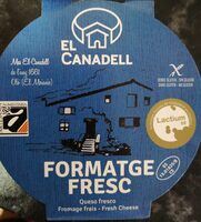 Formatge fresc - Product