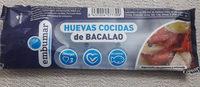 Huevas de bacalao - Producto