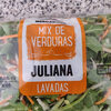 Mix de verduras juliana - Produit