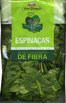 Espinacas - Product