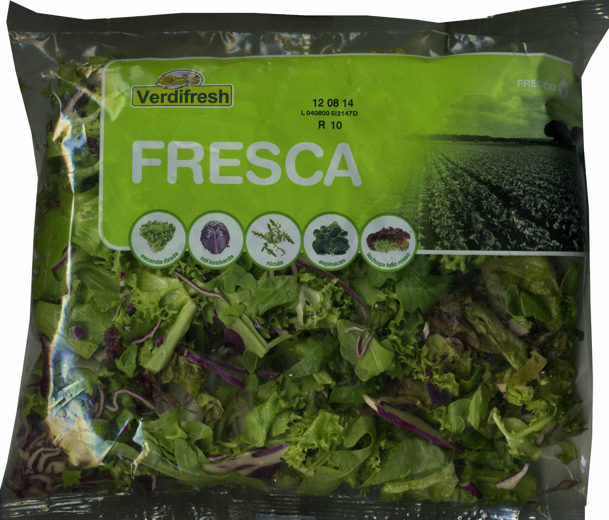 Ensalada Fresca - Product - es