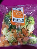 Verdura Micro 3 Vegetales - Producto