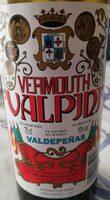 Vermouth Valpini - Product - es